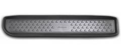 Коврик в багажник для Lexus GX 460 '09-, короткий, полиуретановый (Novline / Element) черный