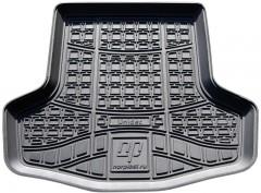 Коврик в багажник для Faw Besturn B50 '12-, полиуретановый (NorPlast) черный