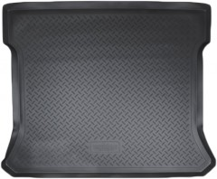 Коврик в багажник для Ford Connect '09-13, резино/пластиковый (Norplast)