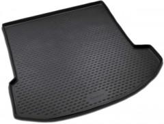 Коврик в багажник для Mazda CX-9 '08-16, (длинный), полиуретановый (Novline / Element) черный