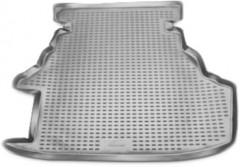 Коврик в багажник для Toyota Camry V40 '06-11 (2.4L), полиуретановый (Novline / Element) серый