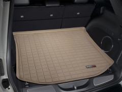 Коврик в багажник для Jeep Grand Cherokee '11-, резиновый (WeatherTech) бежевый