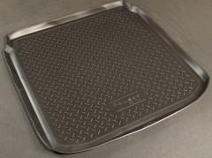 Коврик в багажник для Seat Toledo '05-09, резино/пластиковый (Norplast)
