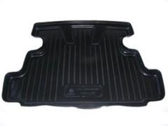 Коврик в багажник для Lada (Ваз) Niva 2131 '01-06, резино/пластиковый (Lada Locker)