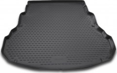 Коврик в багажник для Hyundai Genesis Coupe '08-, полиуретановый (Novline / Element) черный
