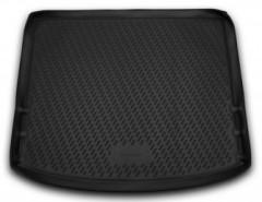 Коврик в багажник для Mazda 3 '14- хетчбэк, полиуретановый (Novline / Element)