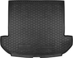 Коврик в багажник для Kia Sorento '15- (7 мест), резиновый (AVTO-Gumm)