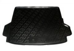 Коврик в багажник для Land Rover Freelander II '06-14, резиновый (Lada Locker)