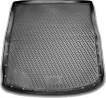 Коврик в багажник для Mazda 6 '13- универсал, полиуретановый (Novline / Element) черный