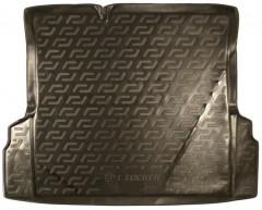 Коврик в багажник для Chevrolet Cobalt Sd '12-, резиновый (Lada Locker)