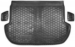 Коврик в багажник для Subaru Forester '13-18, резиновый (AVTO-Gumm)