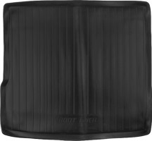 Коврик в багажник для Renault Duster '10-18 (2WD), резино/пластиковый (Lada Locker)