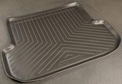 Коврик в багажник для Subaru Outback '00-03, полиуретановый (NorPlast) черный