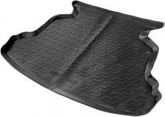 Коврик в багажник для Toyota Corolla '02-07 седан, резино/пластиковый (Lada Locker)