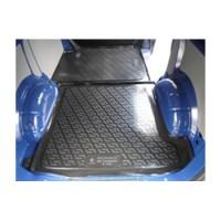 Коврик в багажник для Volkswagen Transporter T5 '03- (передний), резино/пластиковый (Lada Locker)