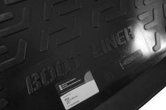 Фото товара 2 - Коврик в багажник для BMW 1 F20 '12- резино/пластиковый (L.Locker)