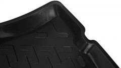 Фото товара 3 - Коврик в багажник для BMW 1 F20 '12- резино/пластиковый (L.Locker)