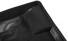 Фото 4 - Коврик в багажник для BMW 1 F20 '12- резино/пластиковый (L.Locker)