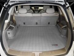 Коврик в багажник для Acura MDX '06-13, резиновый (WeatherTech) серый