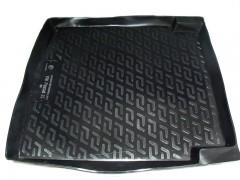 Коврик в багажник для Volkswagen Passat CC '12-16, резино/пластиковый (Lada Locker)