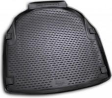 Коврик в багажник для Mercedes E-Class W212 '09-15 не складывающееся зад. сидение, полиуретановый (Novline / Element) черный