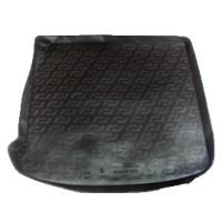 Коврик в багажник для Hyundai Veracruz (ix55) '06-12, резиновый (Lada Locker)