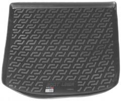 Коврик в багажник для Volkswagen Caddy '04-15, резиновый (Lada Locker)