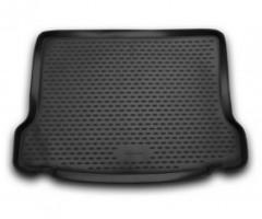 Коврик в багажник для Mercedes GLA X156 '13-, полиуретановый (Novline / Element) черный