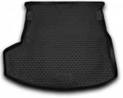 Коврик в багажник для Toyota Corolla '13-, полиуретановый (Novline / Element) черный