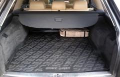 Коврик в багажник для Audi A6 '97-05, универсал, резиновый (Lada Locker)