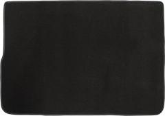 Коврик в багажник для Toyota Highlander '07-13, длинный, текстильный черный