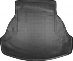 Коврик в багажник для Honda Accord '13-, резино/пластиковый (Norplast)
