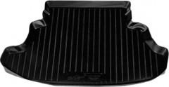 Коврик в багажник для Nissan Primera '02-08 седан, резино/пластиковый (Lada Locker)