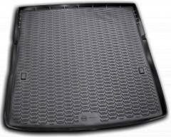 Коврик в багажник для Nissan Patrol '10- (длинный), полиуретановый (Novline / Element) черный