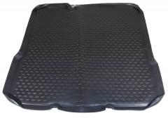 Коврик в багажник для Chevrolet Aveo '11- седан, полиуретановый (Novline / Element) черный