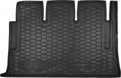 Коврик в багажник для Mercedes Viano '07-13, резиновый (AVTO-Gumm)
