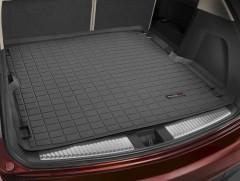 Коврик в багажник для Acura MDX '14-, резиновый (WeatherTech) черный