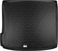 Коврик в багажник для BMW X6 E71 '08-14, резиновый (L.Locker)