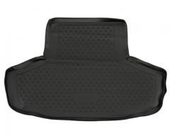 Коврик в багажник для Lexus GS '05-12, полиуретановый (NorPlast) черный