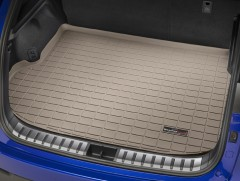 Коврик в багажник для Lexus NX '14-, резиновый (WeatherTech) бежевый