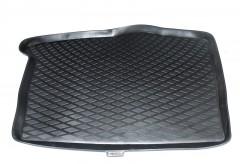 Коврик в багажник для Hyundai Veloster '11-, резиновый (Lada Locker)