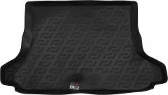 Коврик в багажник для Chery Tiggo 3 '14-, резино/пластиковый (Lada Locker)