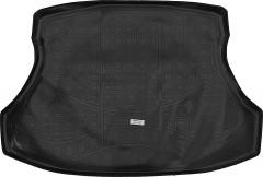 Коврик в багажник для Honda Civic 4D '12-17, резино/пластиковый (Norplast)