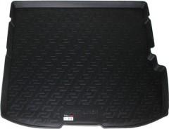 Коврик в багажник для Honda Pilot '08- (длинный), резино/пластиковый (Lada Locker)