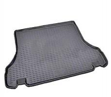 Коврик в багажник для Chevrolet Lanos / Sens седан, полиуретановый (Novline / Element) черный