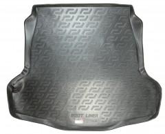 Коврик в багажник для Nissan Teana '08-14, резиновый (Lada Locker)
