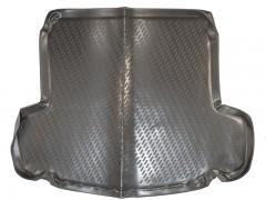 Коврик в багажник для Chevrolet Captiva '11-, длинный, полиуретановый (Novline / Element) черный EXP.NLC.08.17.G13