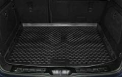 Коврик в багажник для Mercedes B-Class W245 '05-11, полиуретановый (Novline / Element)