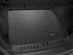 Коврик в багажник для BMW X1 E84 '09-15, резиновый (WeatherTech) черный