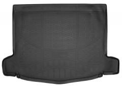 Коврик в багажник для Honda Civic 5D '12-, полиуретановый, без сабв.(Norplast)